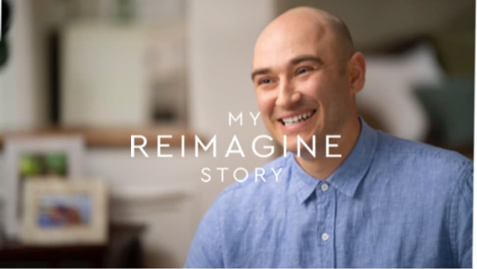 A real TAKHZYRO® patient: Sebastian's Reimagine Story